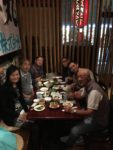 2016 Nov. The Second Meeting of LA Sumo Fan Club!! It was lot of fun.